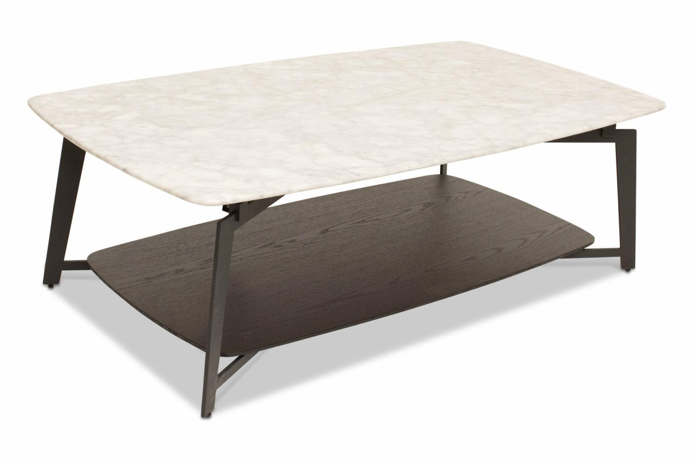 Santos Coffee Table | White