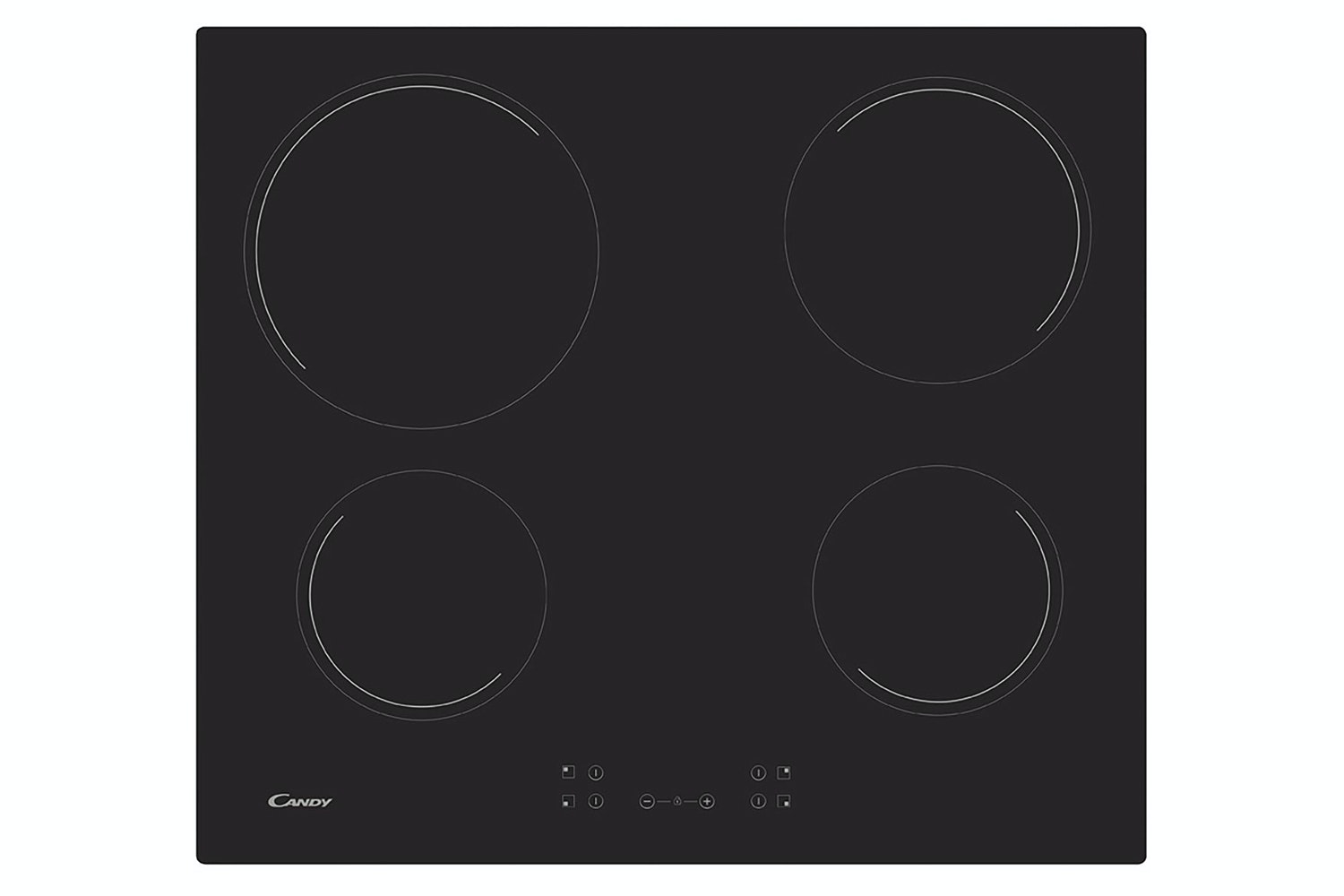 Candy 60cm Built In Ceramic Hob | CH64CCB