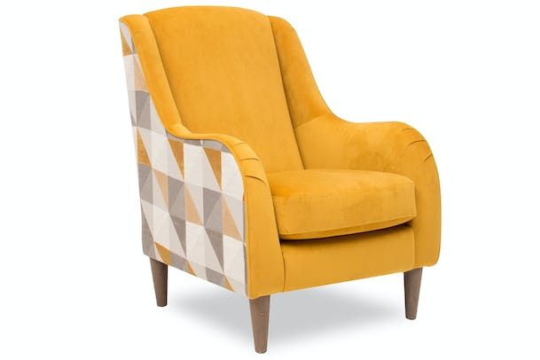 Holli Accent Chair | Colour Options