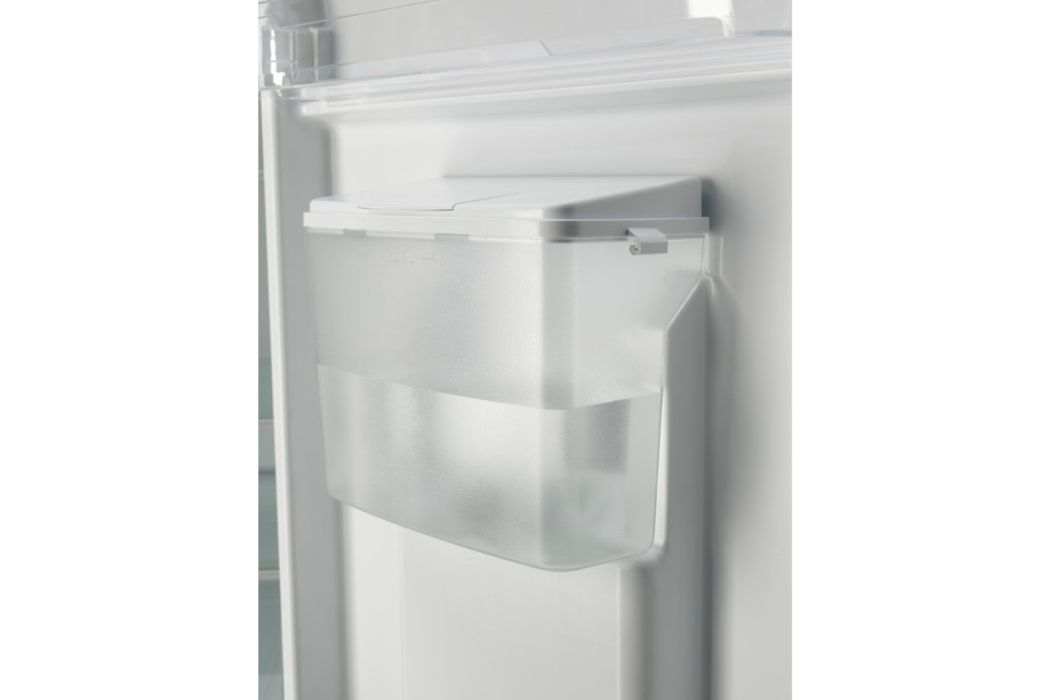 Hoover Freestanding Fridge Freezer | HVBF5182AWK
