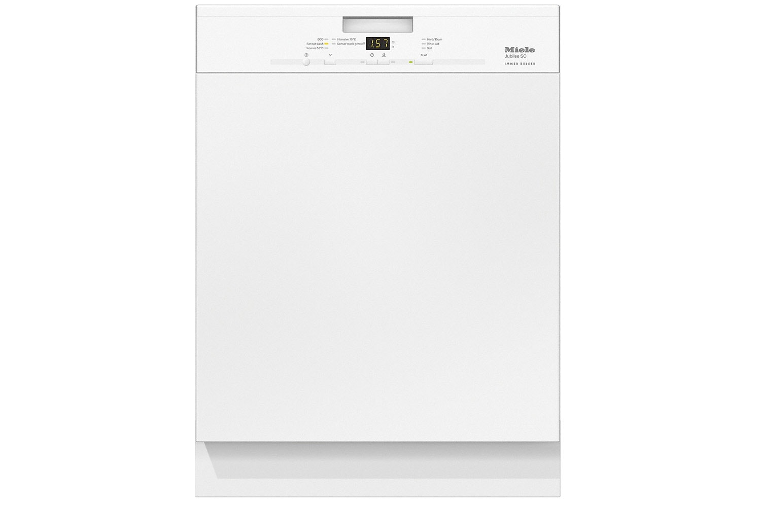 Miele Freestanding Dishwasher | 14 Place | G4940SCIWH