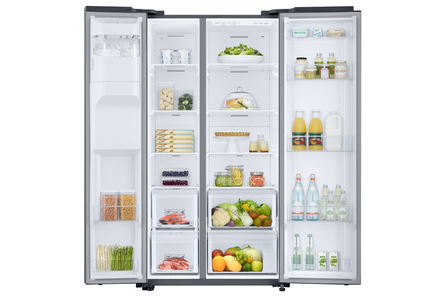 Samsung RS8000 American Fridge Freezer | RS68N8220S9/EU