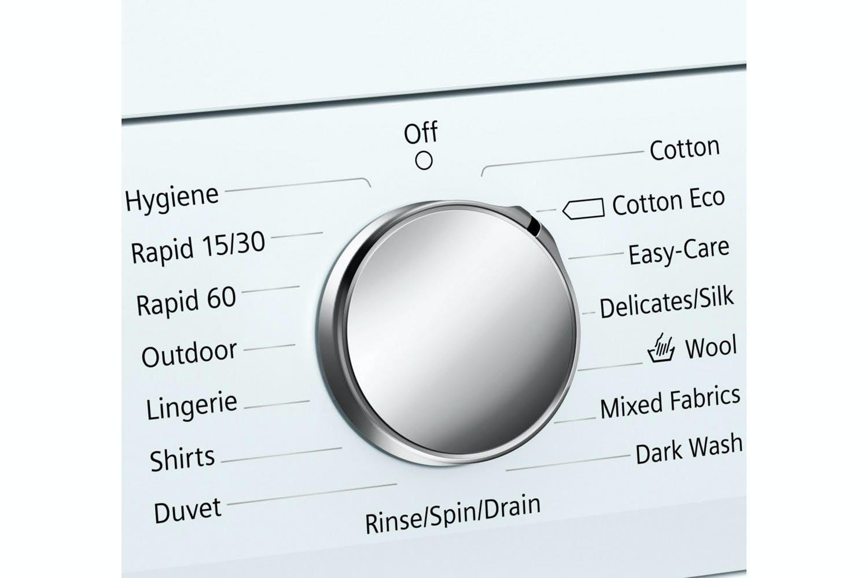 ... Siemens iQ500 8kg Washing Machine | WU14Q420 ...