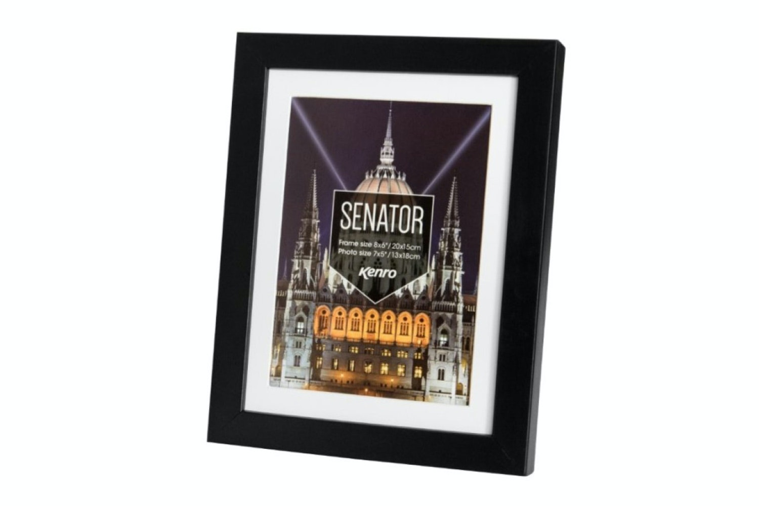 "Kenro Senator 12x10""/16x20"" Photo Frame 