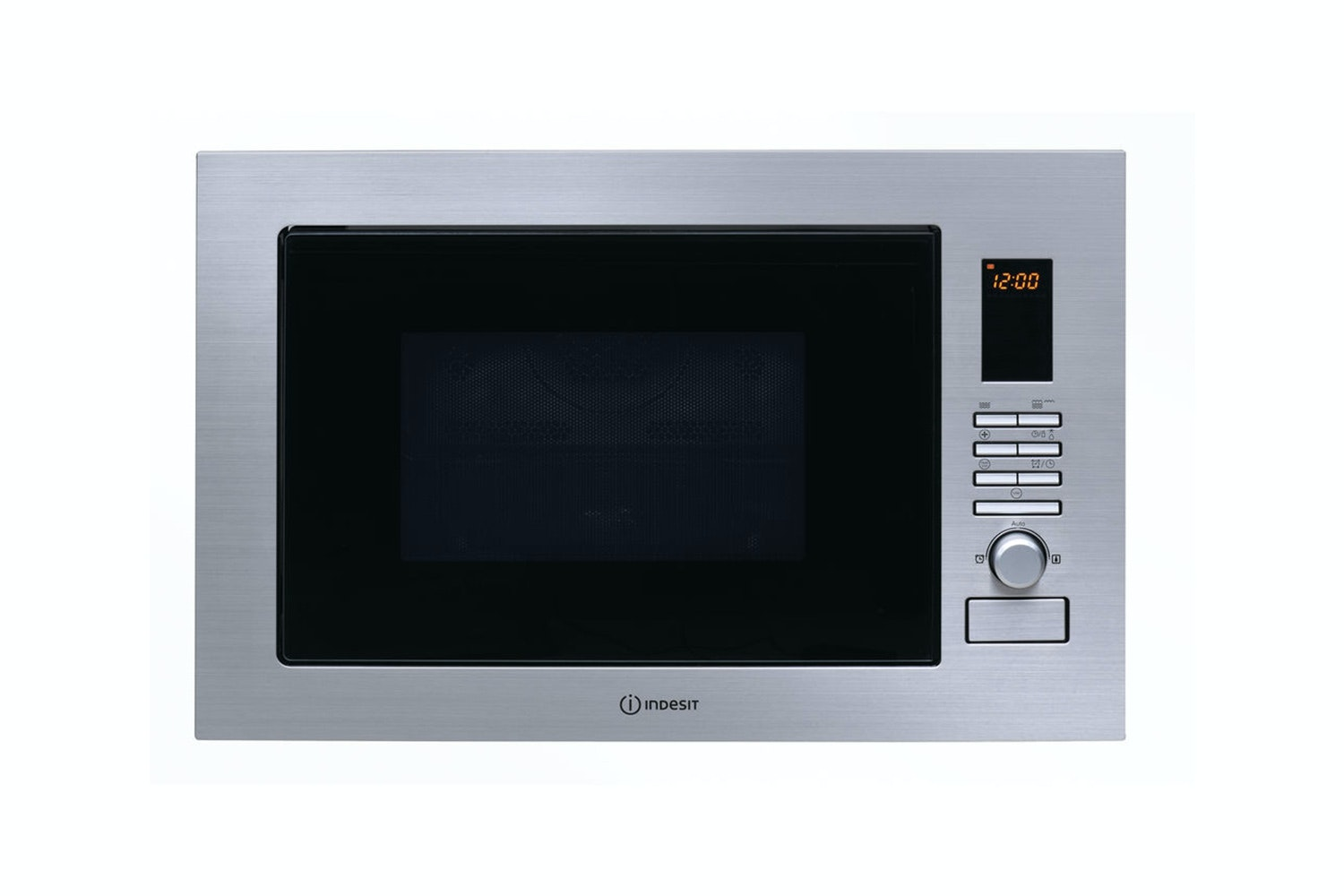 Indesit 25L 900W Combination Microwave Oven | Inox
