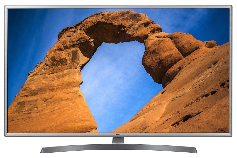 "LG 49"" Full HD HDR Smart LED TV | 49LK6100PLB"