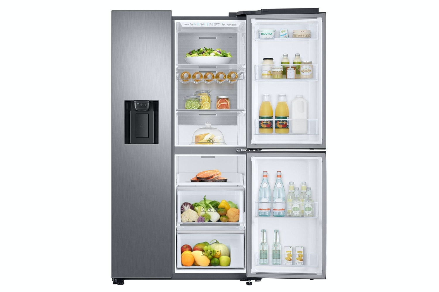 Samsung American Fridge Freezer | RS68N8670S9/EU