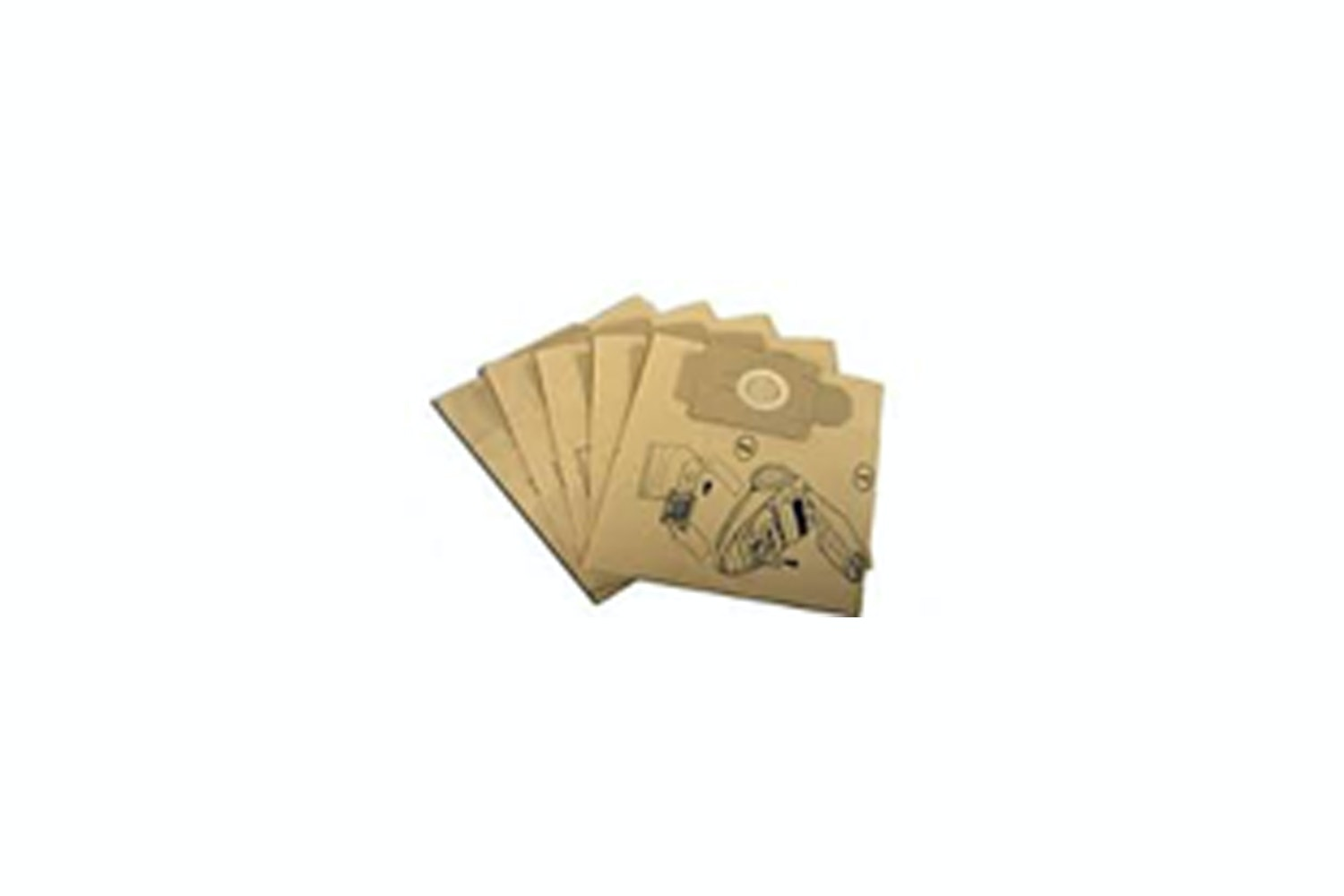 Morphy Richards Vacuum Bags Filter | MR02DB