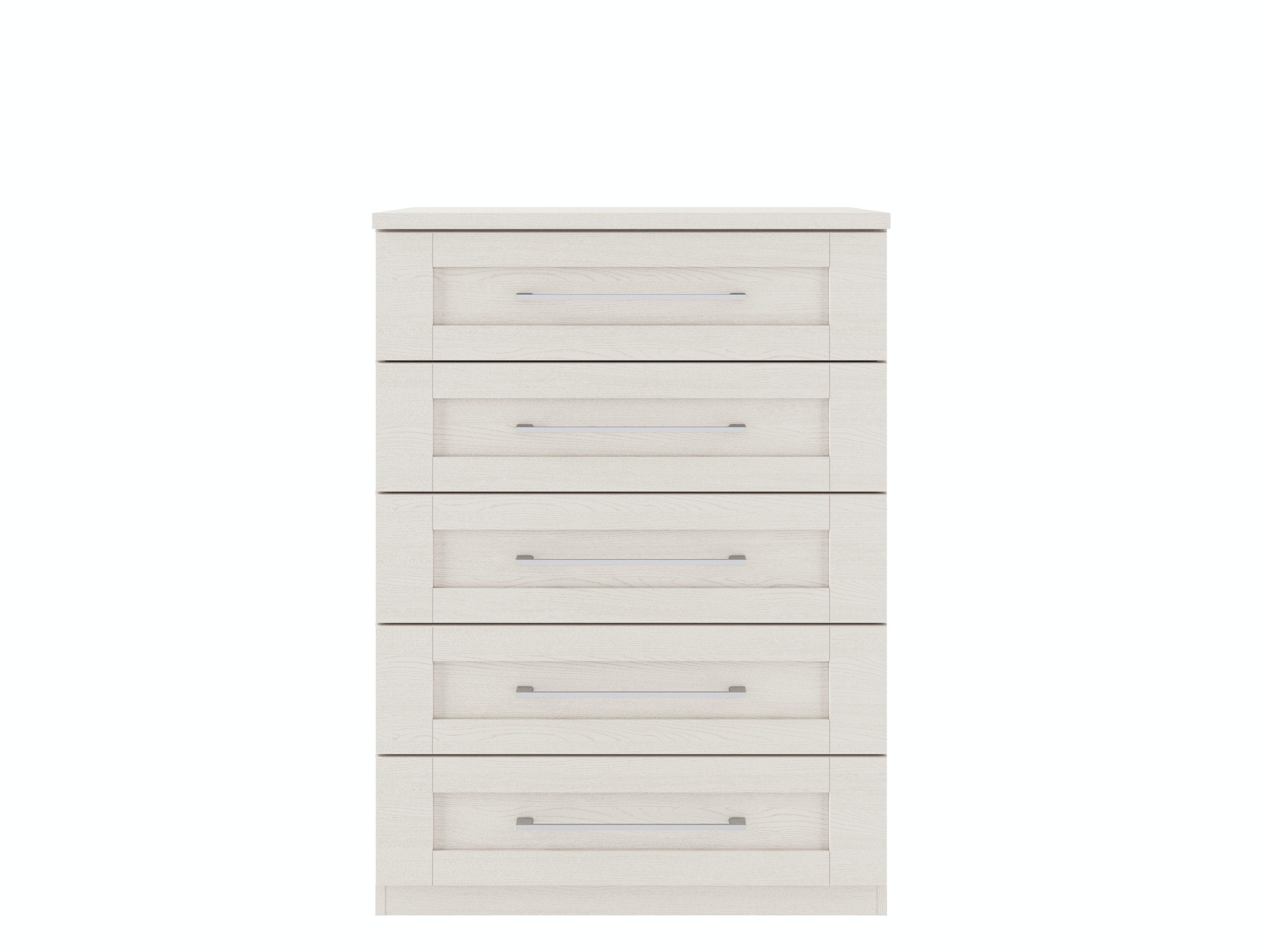 Monaco Cashmere Chest | 5 Drawers