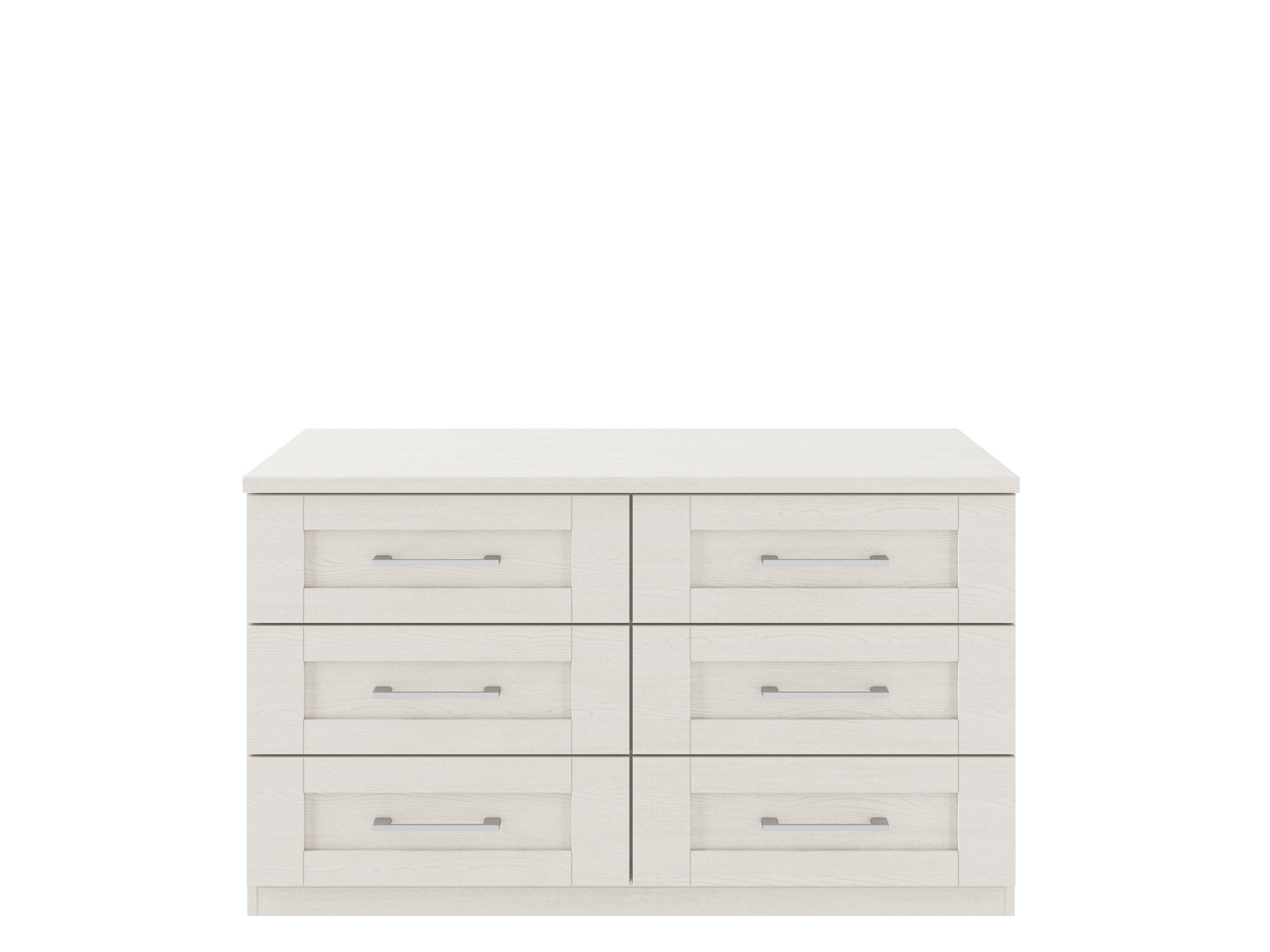 Monaco Cashmere Chest | 6 Drawers