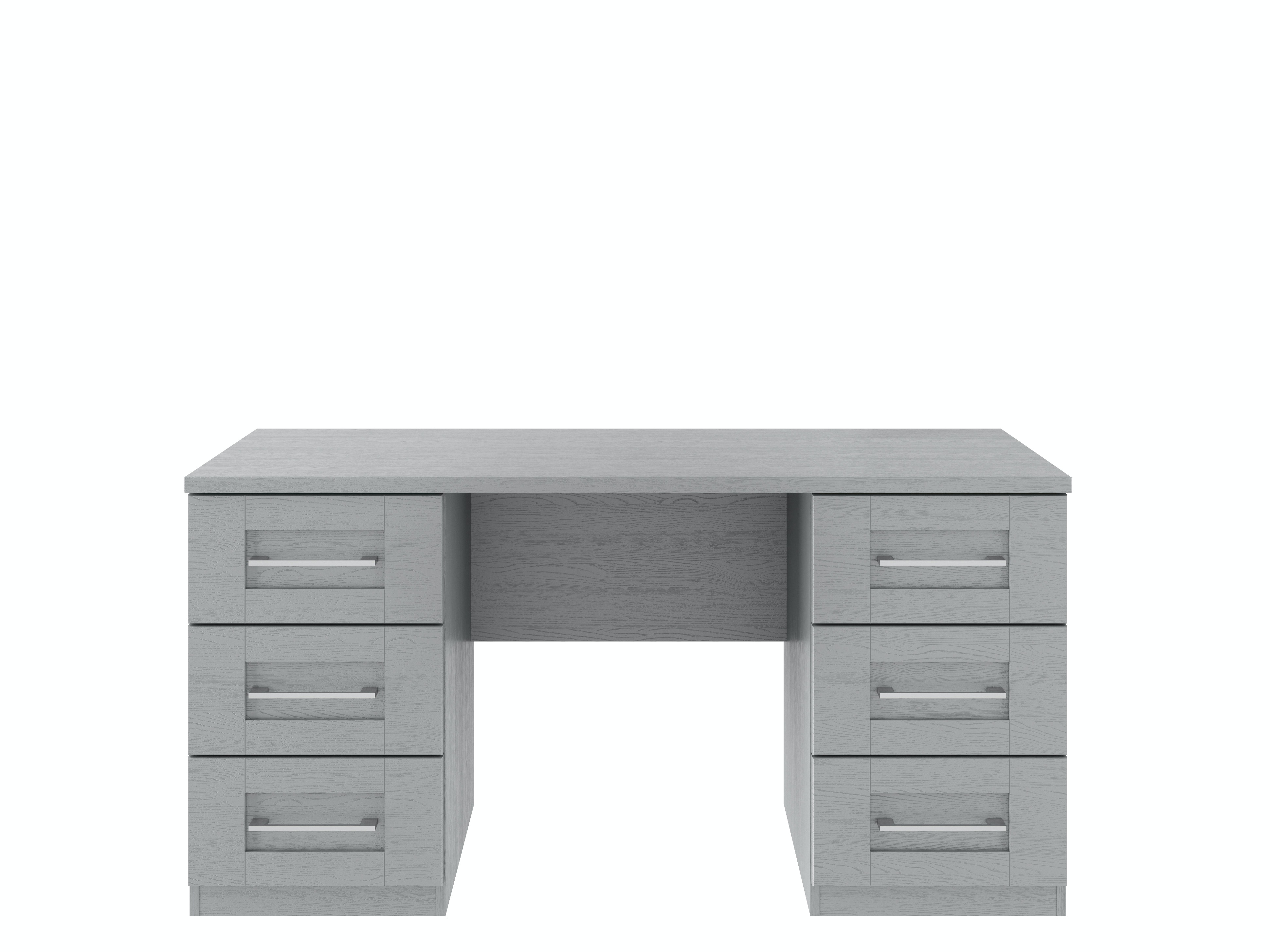 Monaco Dressing Table | Dust Grey
