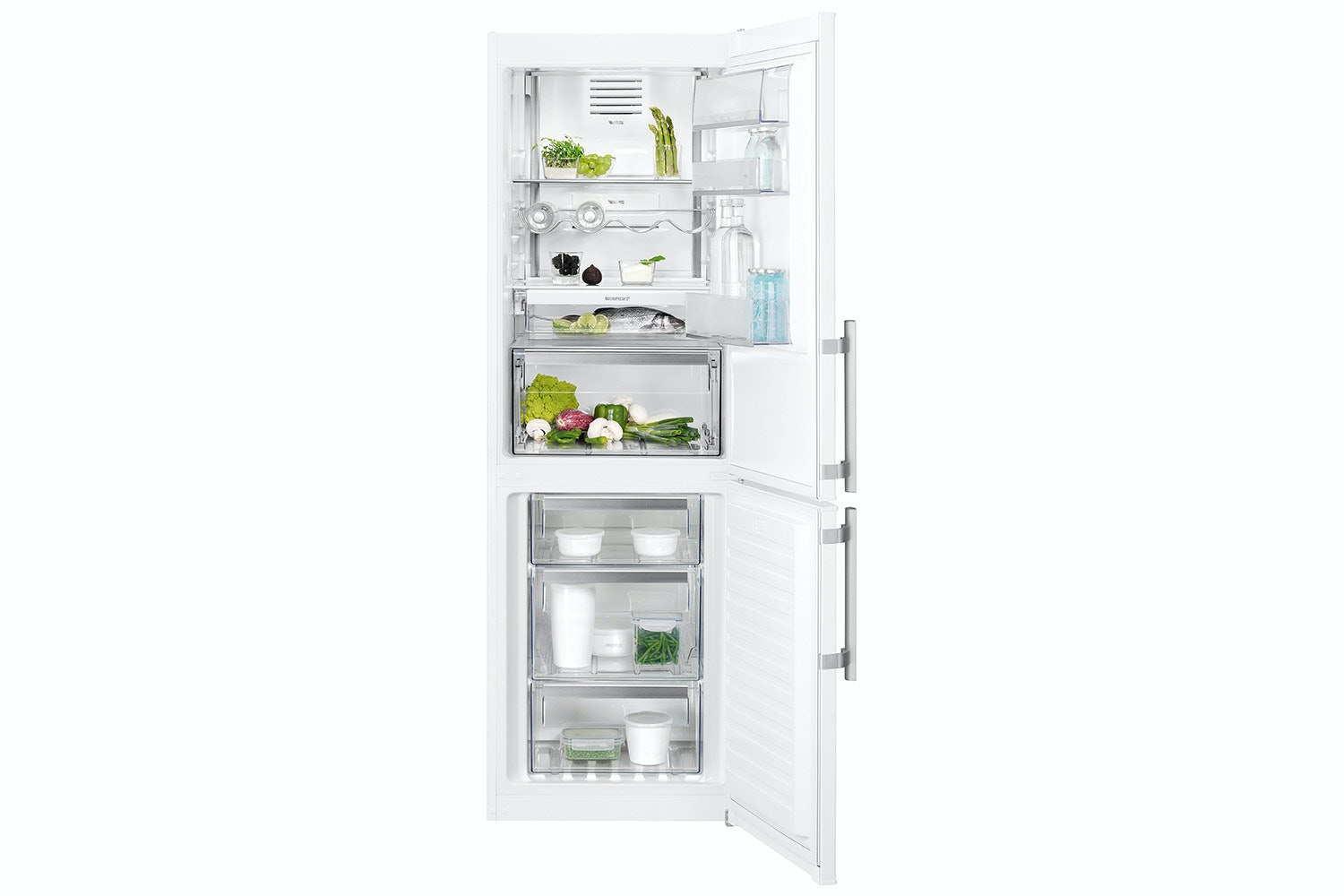 Electrolux Fridge Freezer EN3390MOW