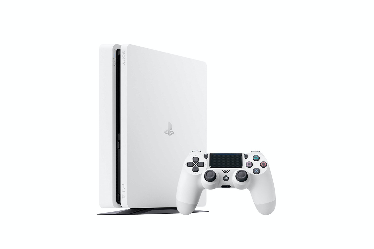 PS4 500GB Glacier White
