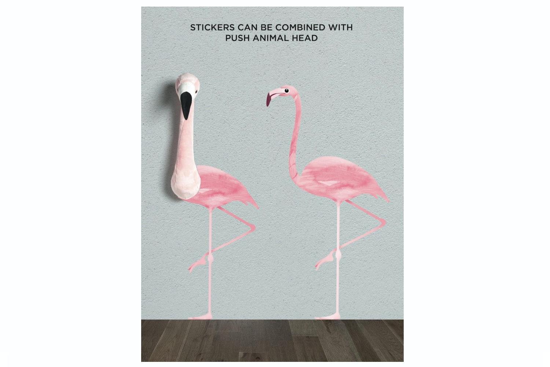 Sophia Trophy Flamingo | Pink