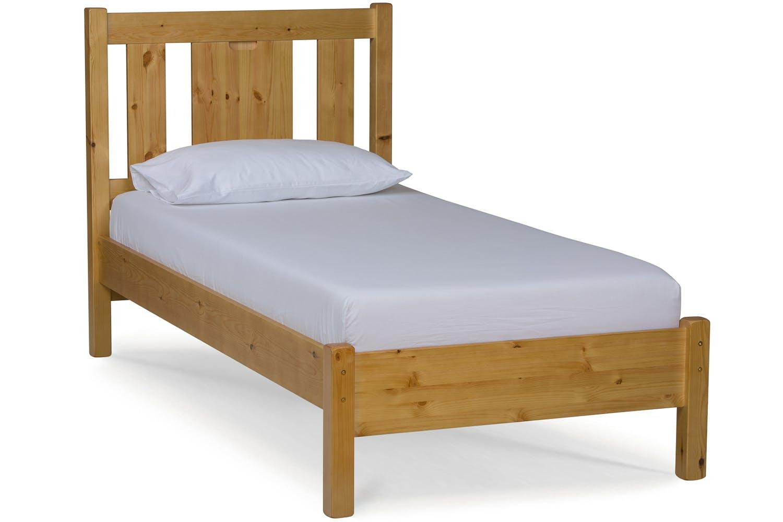 Emily single bed frame 3ft shop at harvey norman ireland for Single bed frame