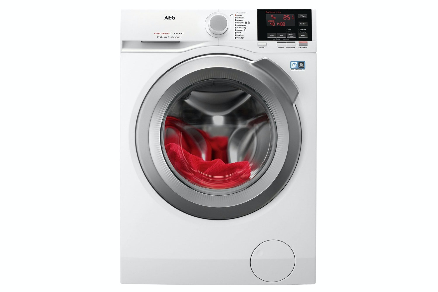 AEG 6000 Series Prosense 9kg Washing Machine | L6FBG942R