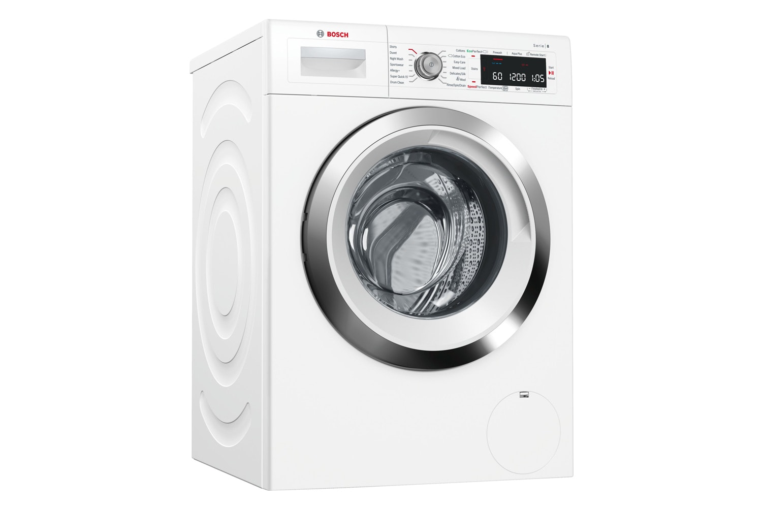 Bosch Series 8 9kg Automatic Washing Machine | WAW325H0GB