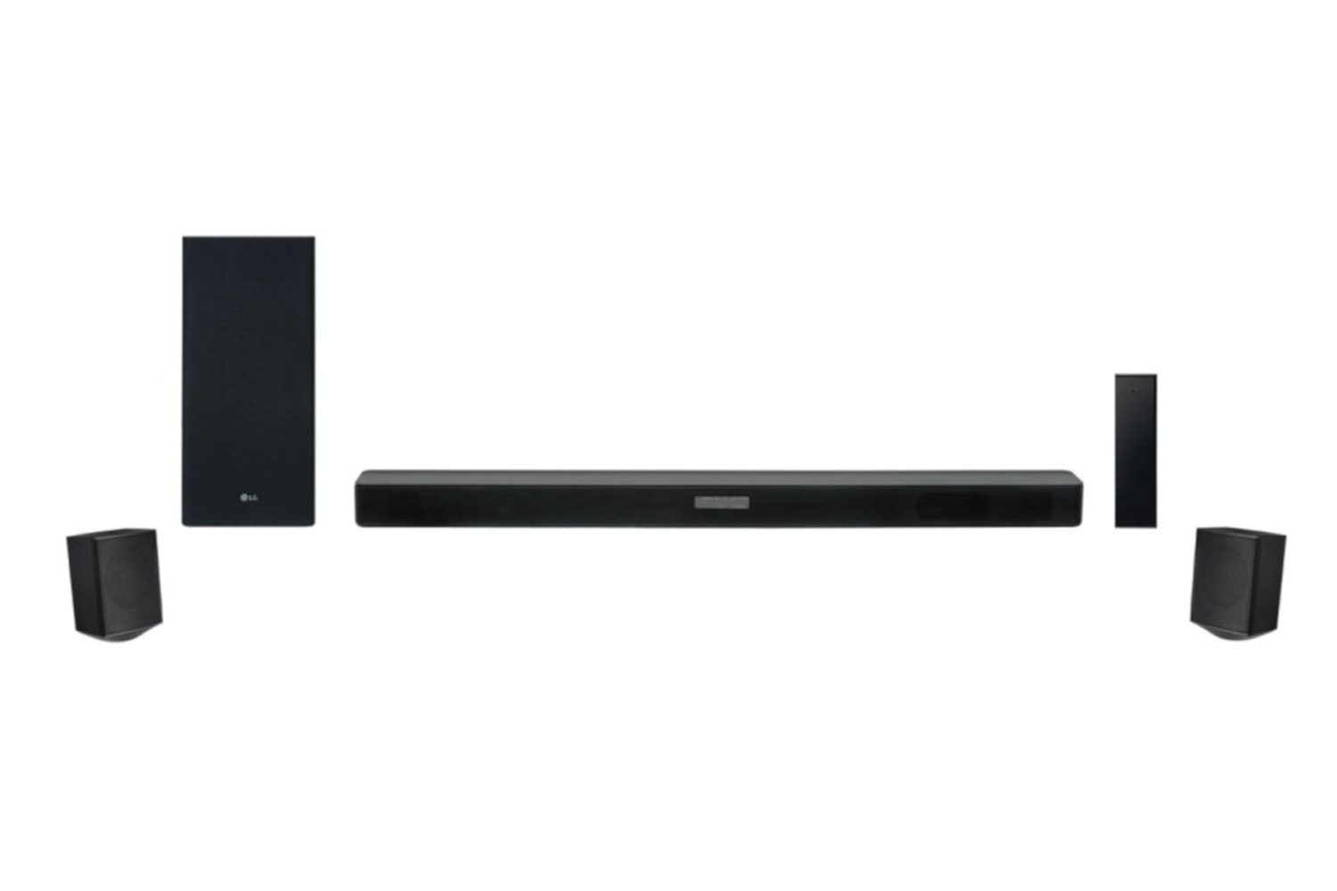 LG 4.1ch High Resolution Audio Soundbar