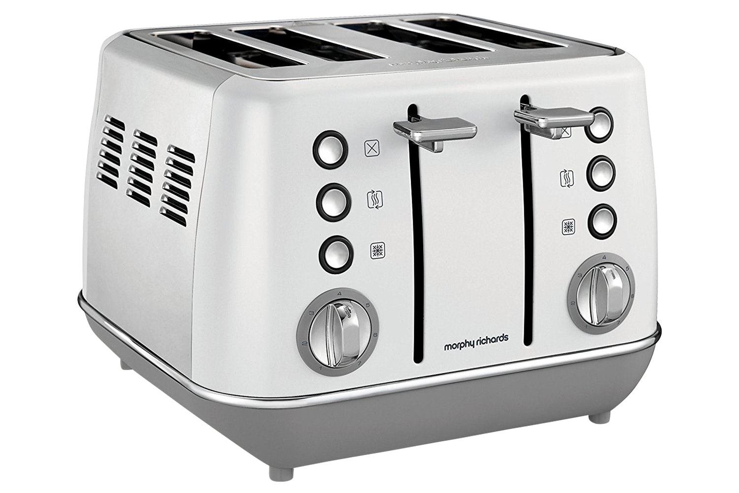 Morphy Richards Evoke 4 Slice Toaster | White