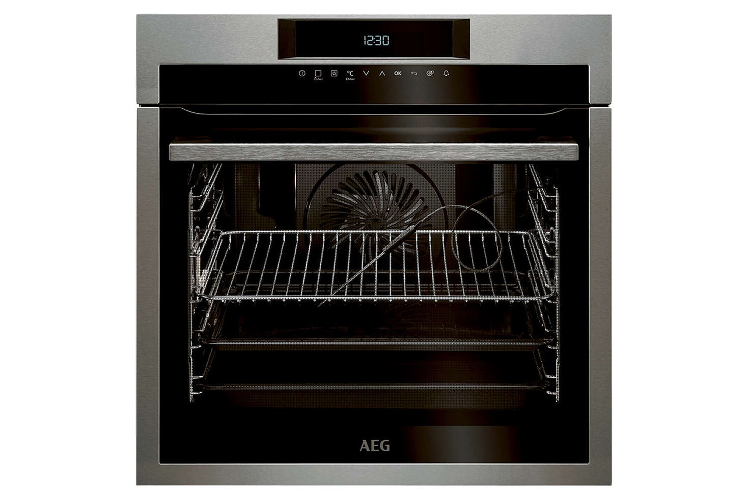 AEG SenseCook Built-in Single Oven | BPE742320M