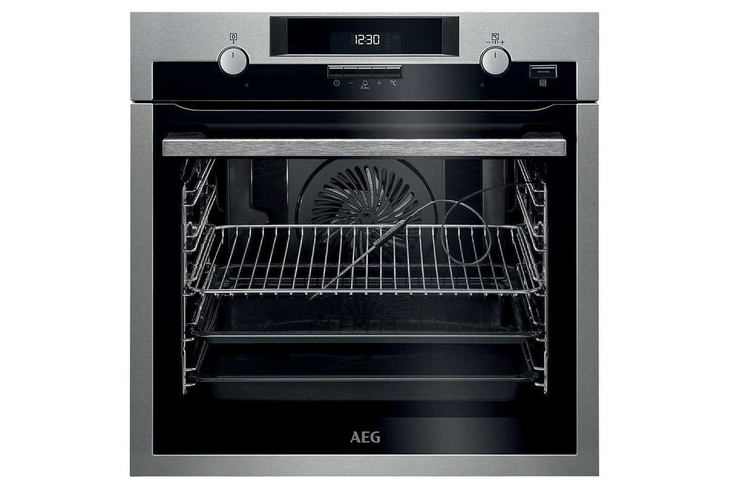 AEG SteamBake Built-in Single Oven | BPS552020M