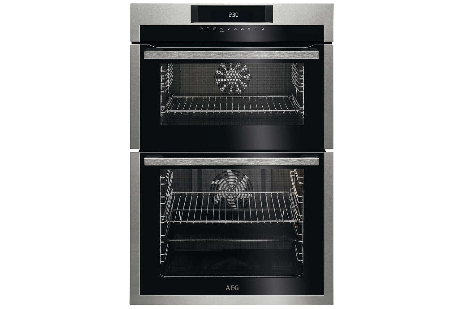 AEG Built-in Double Oven | DCE731110M