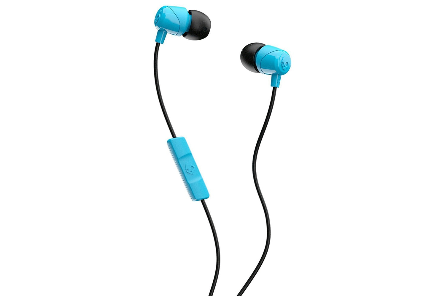 Skullcandy Jib In Ear Headphones with Mic | Blue