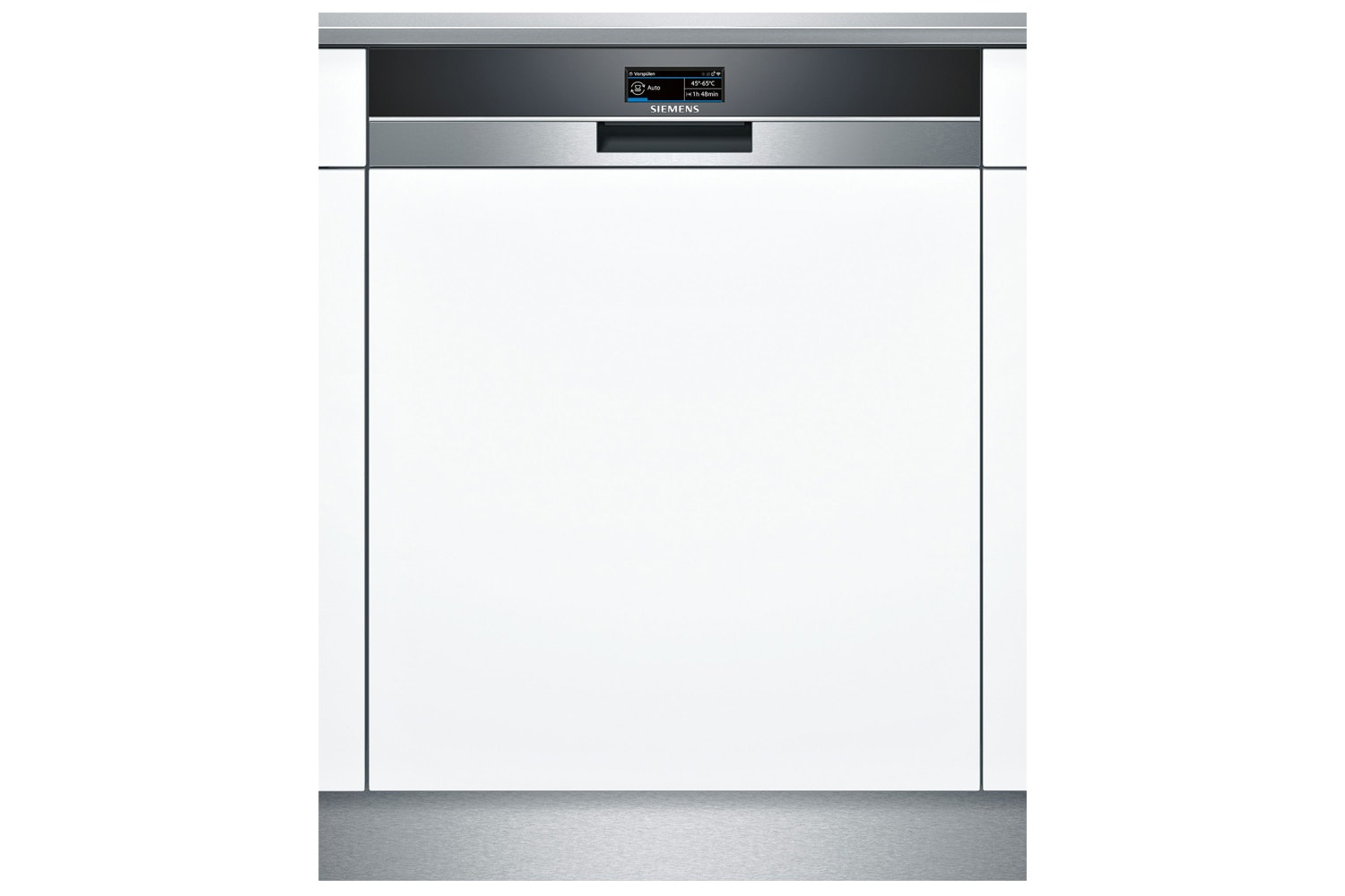 Siemens iQ700 Semi-Integrated Dishwasher | 13 Place | SN578S36TE