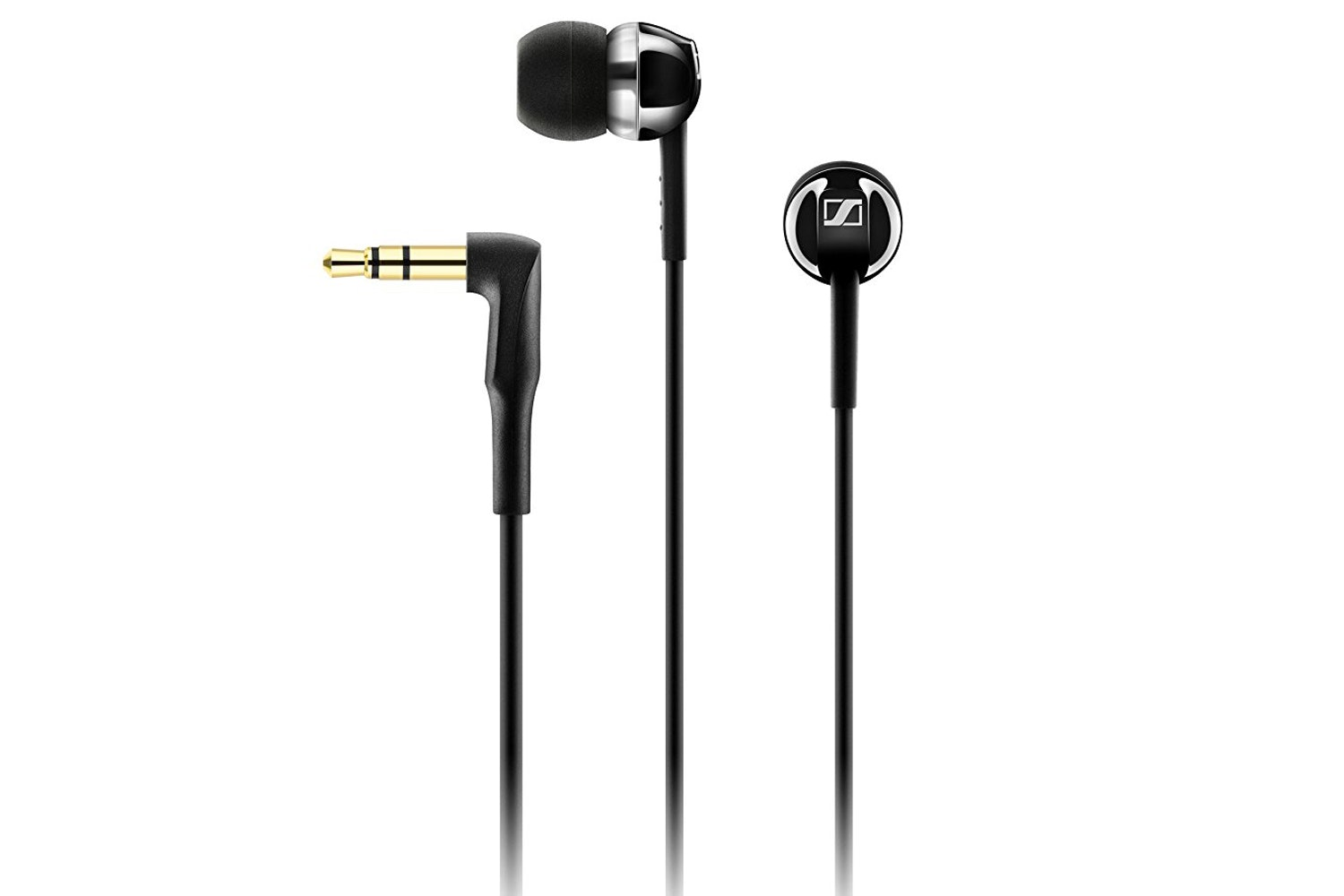 Sennheiser CX 1.00 Earphones | Black