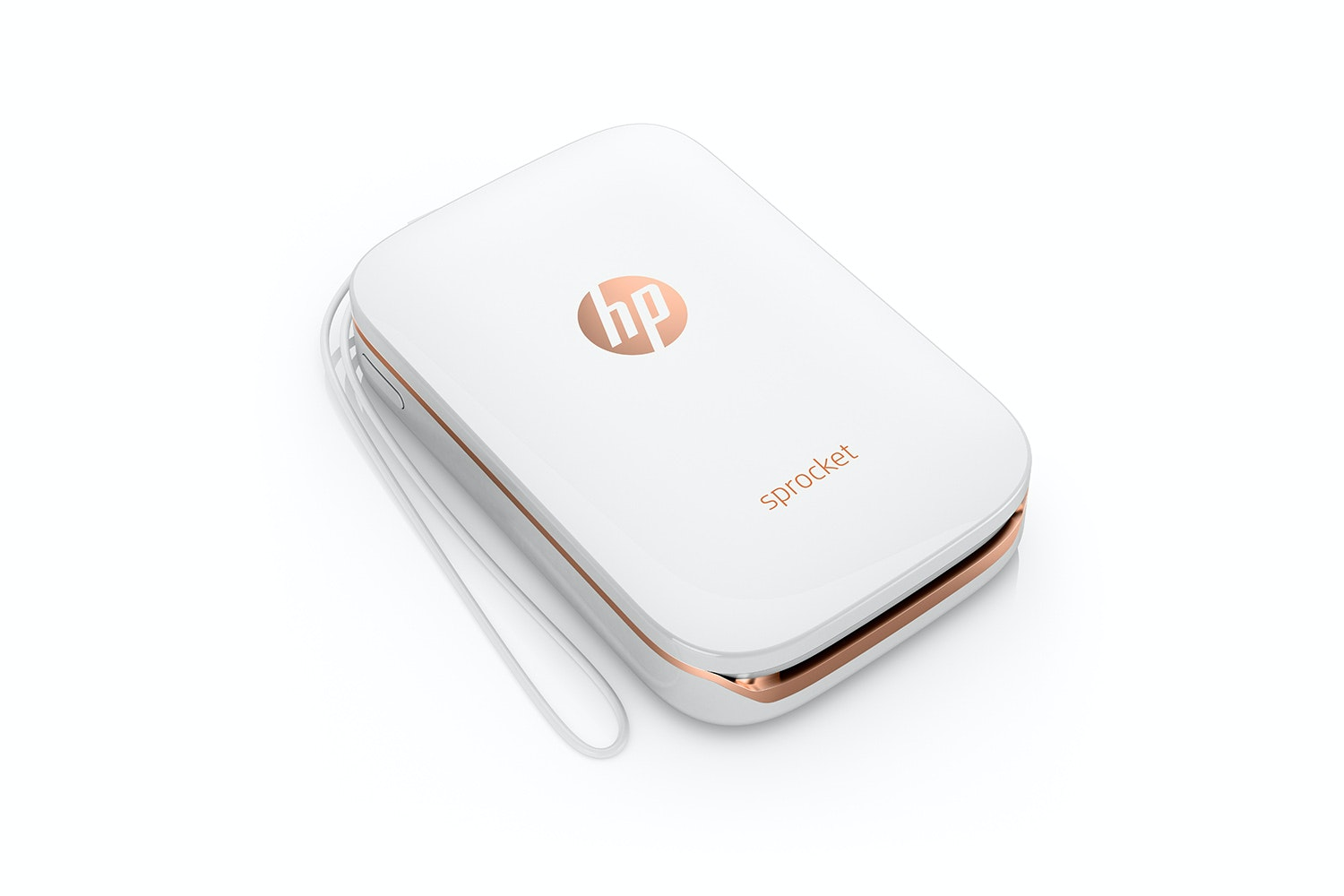 HP Sprocket Photo Printer | White