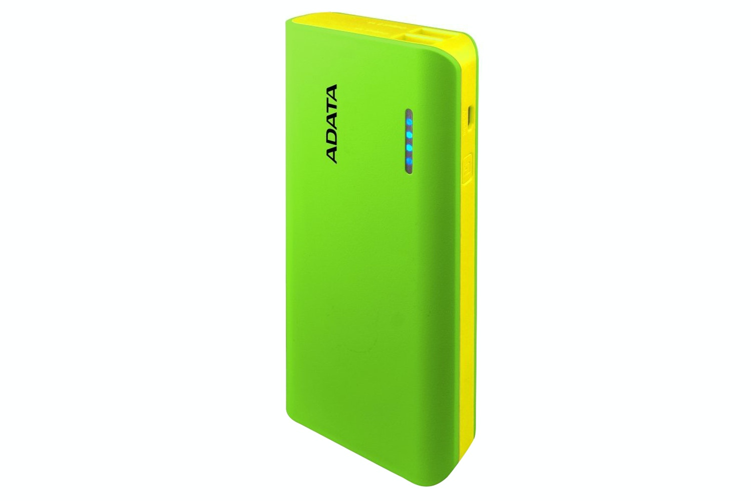ADATA PT100 Power Bank | Green/Yellow