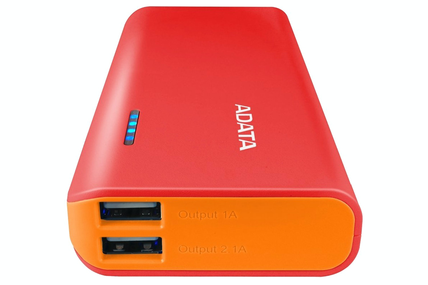 ADATA PT100 Power Bank | Red/Orange