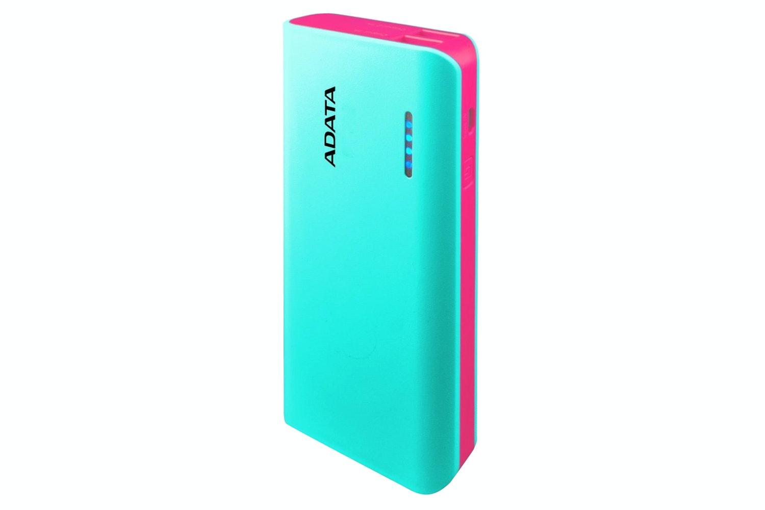 ADATA PT100 Power Bank | Tiffany Blue/Pink