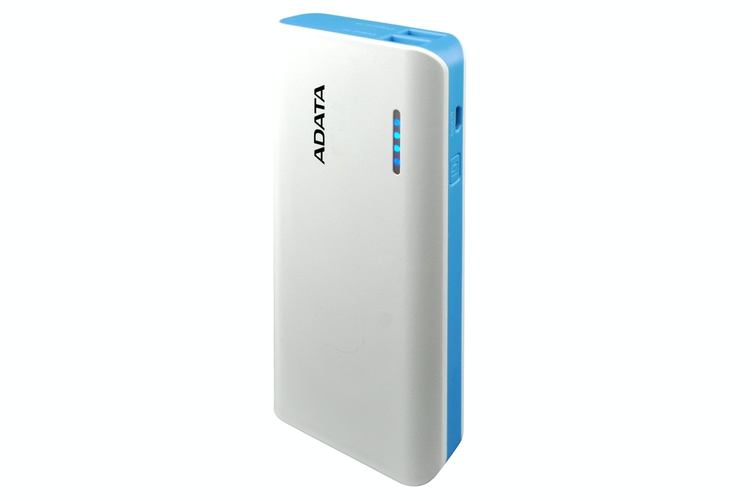 ADATA PT100 Power Bank | White/Blue