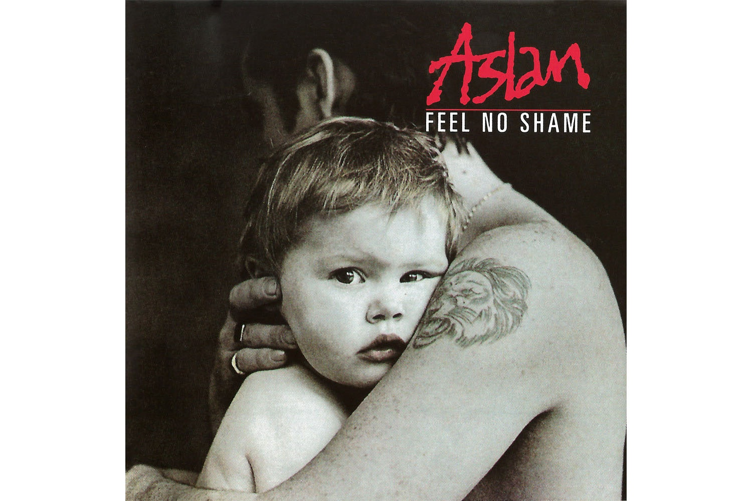 Aslan Feel No Shame Vinyl LP