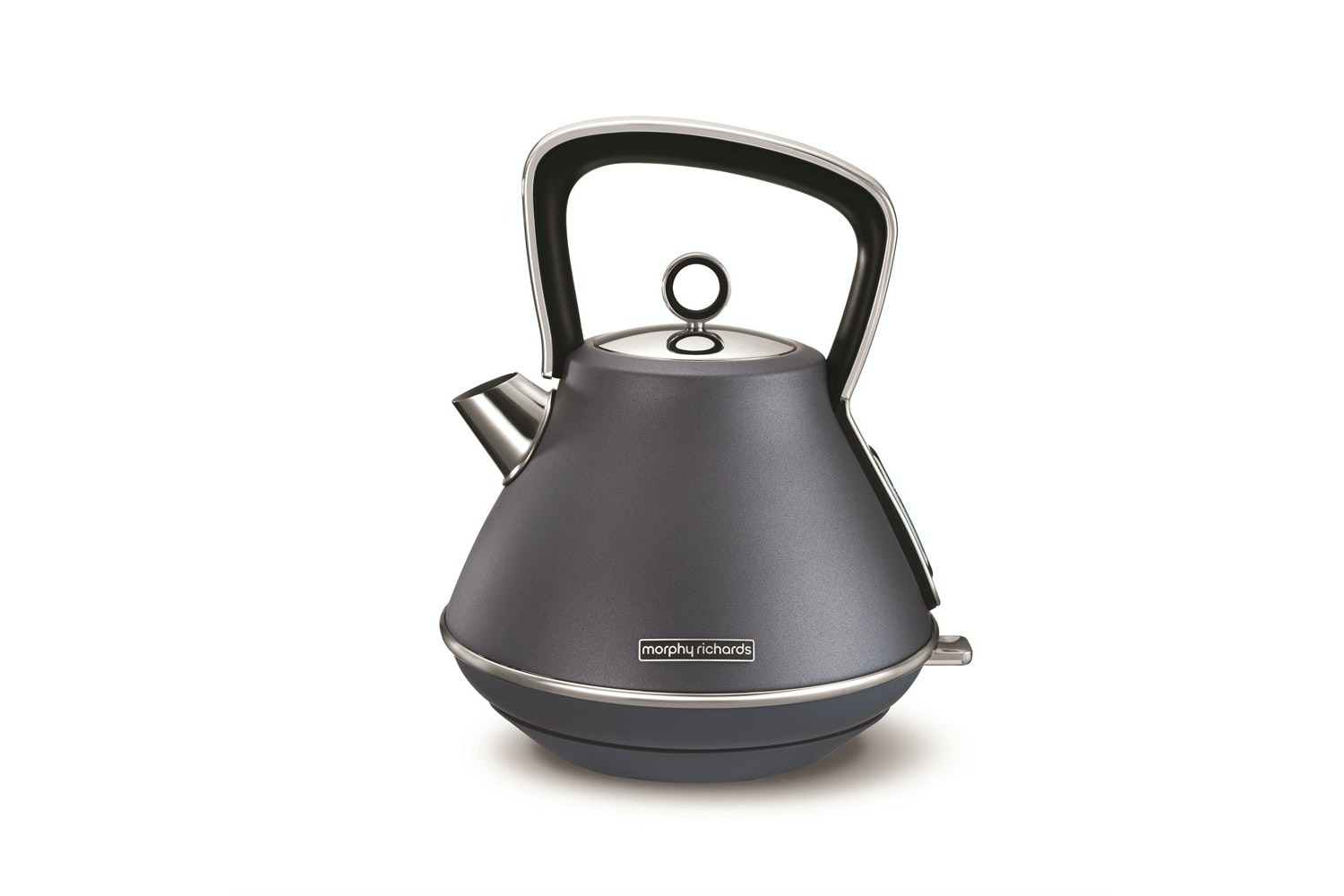 Morphy Richards 1.5L Evoke Pyramid Kettle | Blue