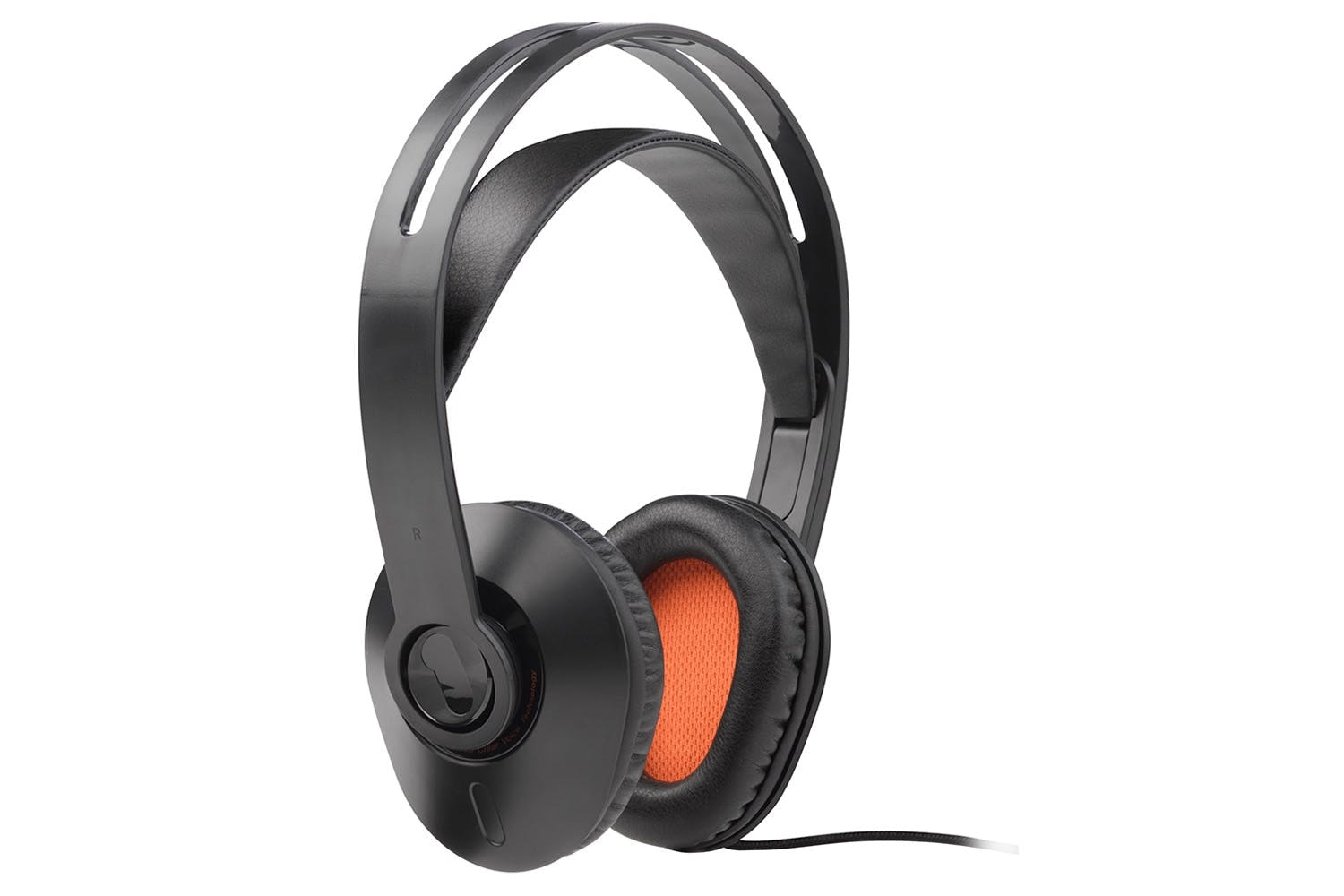 One For All Wired TV Headphones | Black