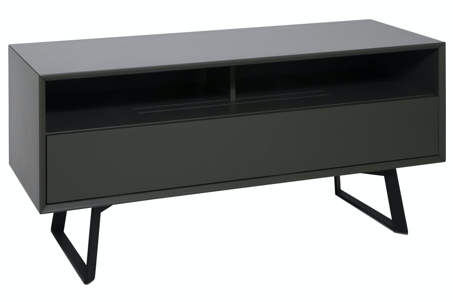 Alphason Carbon 1200 TV Cabinet | Grey