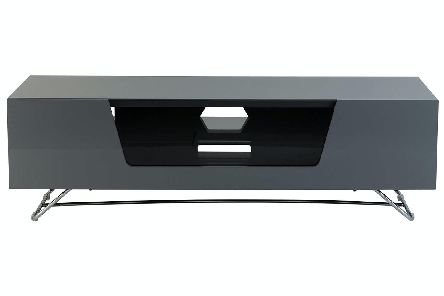 Alphason Chromium 2 1200 TV Cabinet | Grey