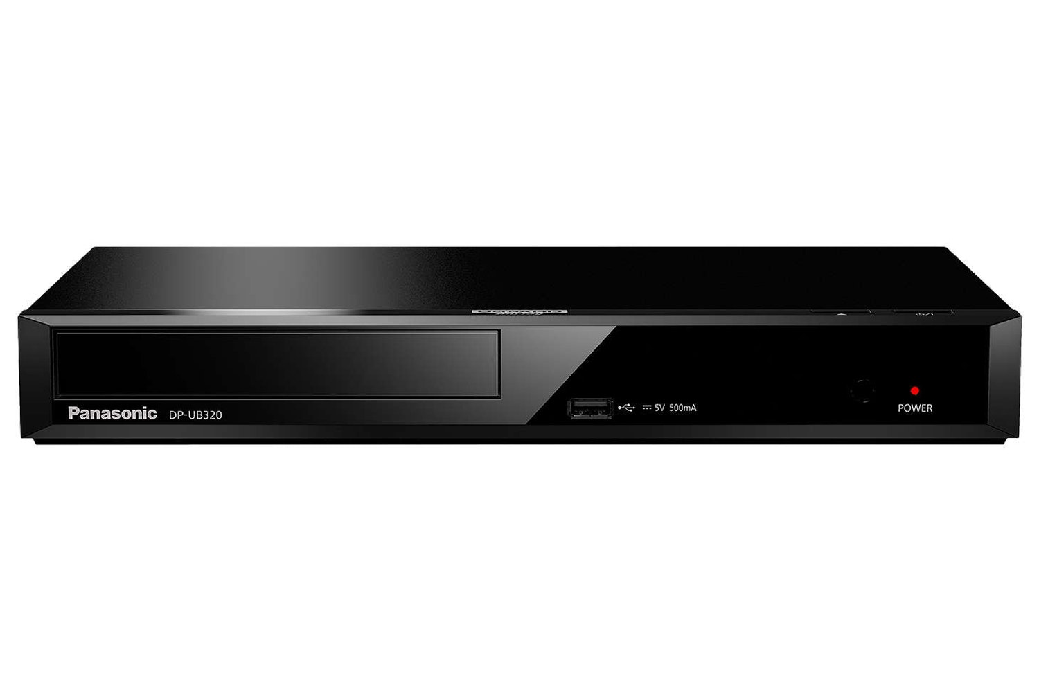 Panasonic 4K Ultra HD Blu-Ray Player | DPUB320EBK
