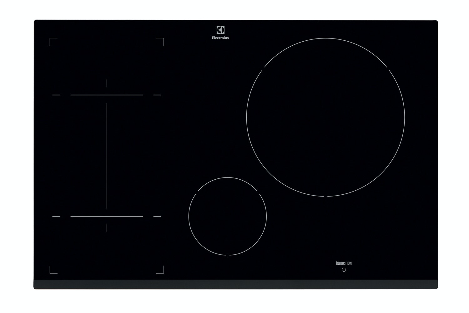 Electrolux Built In 4 Zone Induction Hob | EHI8742FOZ