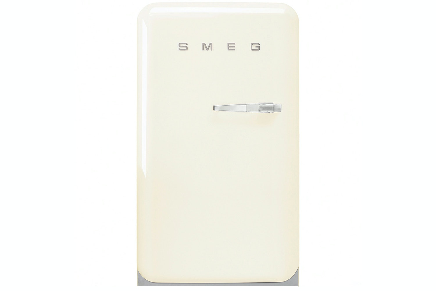 Smeg 50's Retro Style Freestanding Fridge Freezer | FAB10LP | Cream