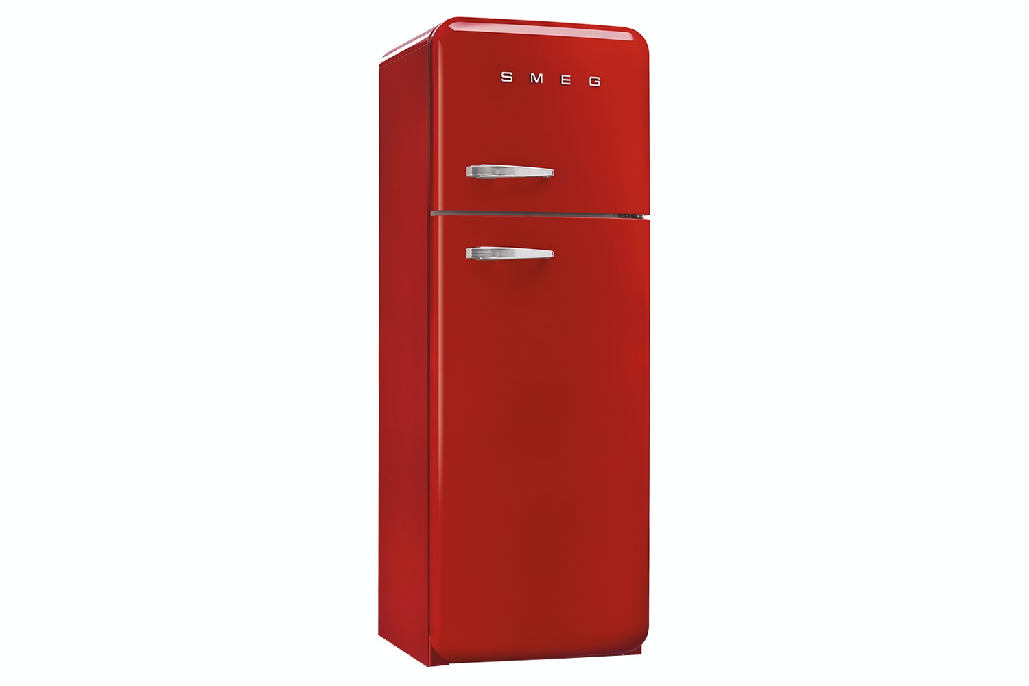 Smeg 50's Retro Style Freestanding Fridge Freezer | FAB30RFR | Red