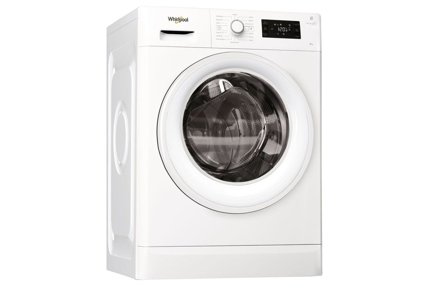 Whirlpool FreshCare 8kg Washing Machine | FWG81284W