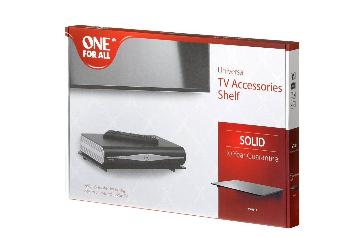 One For All Wall Bracket | Black