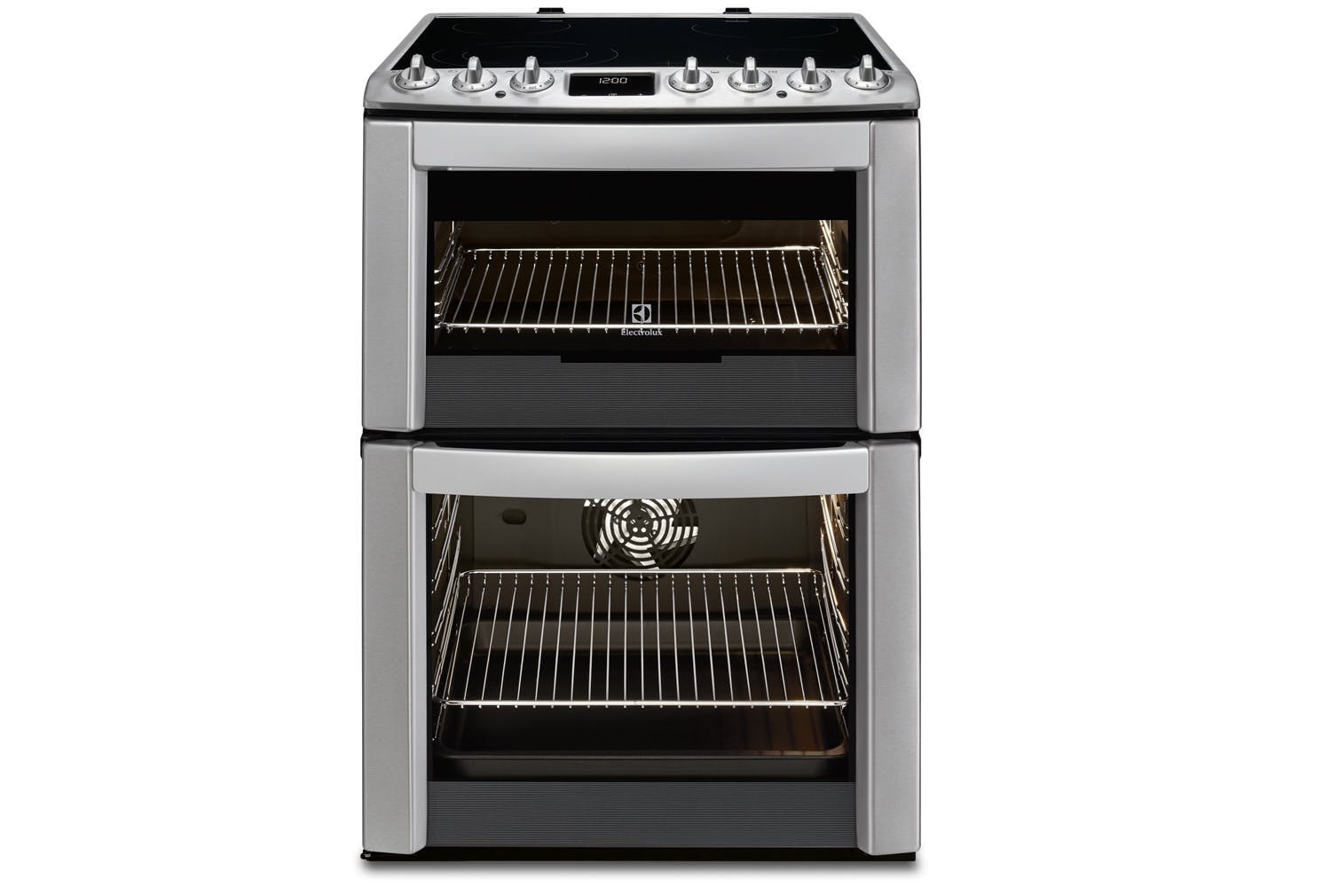 Electrolux 60cm Electric Cooker | EKC6562AOX | Stainless Steel