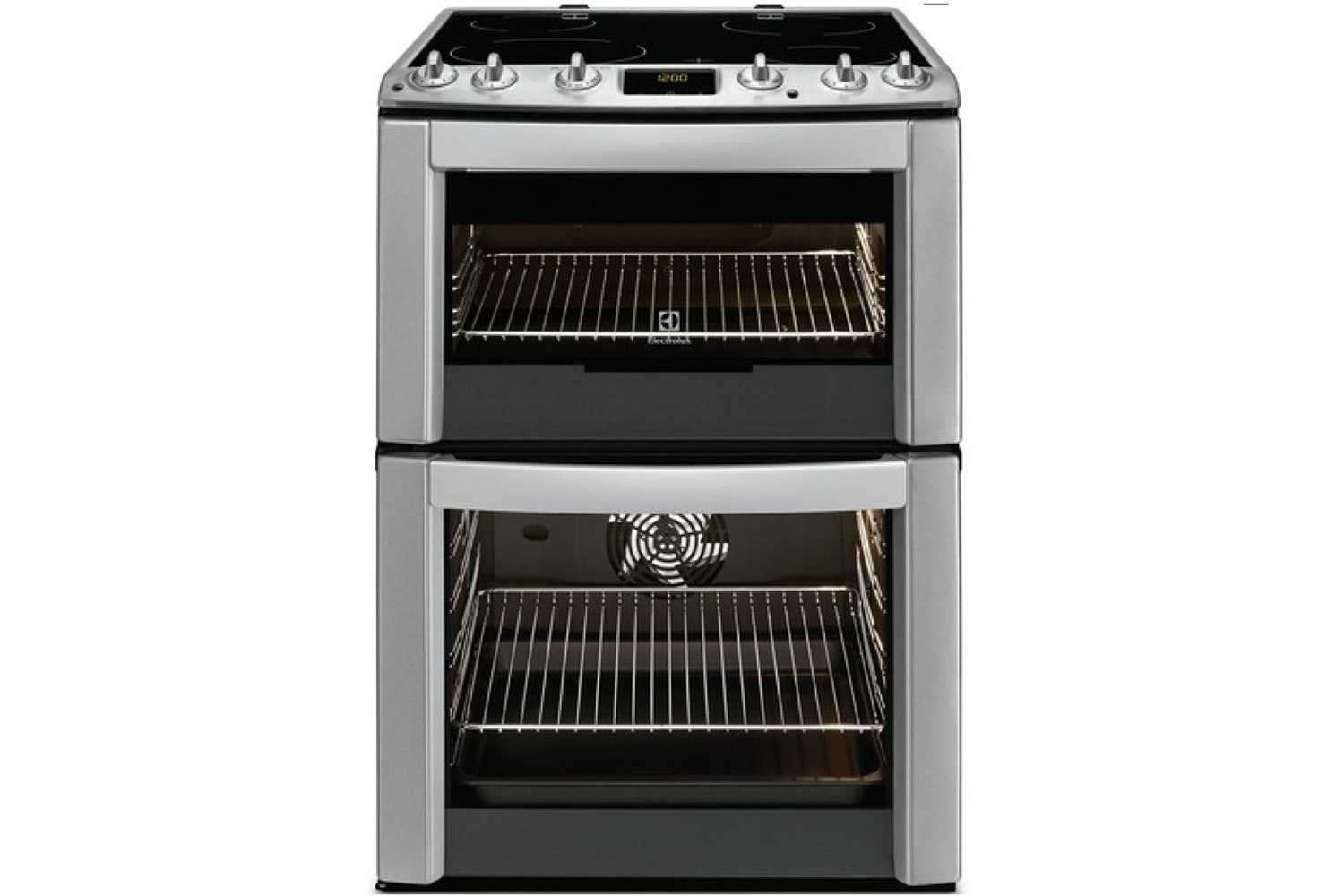 Electrolux 60cm Electric Cooker | EKC6461AOX