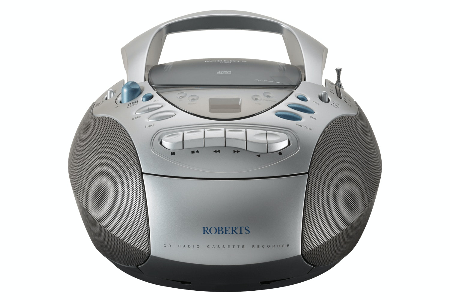 Roberts Skylark CD/Cassette Analogue Radio