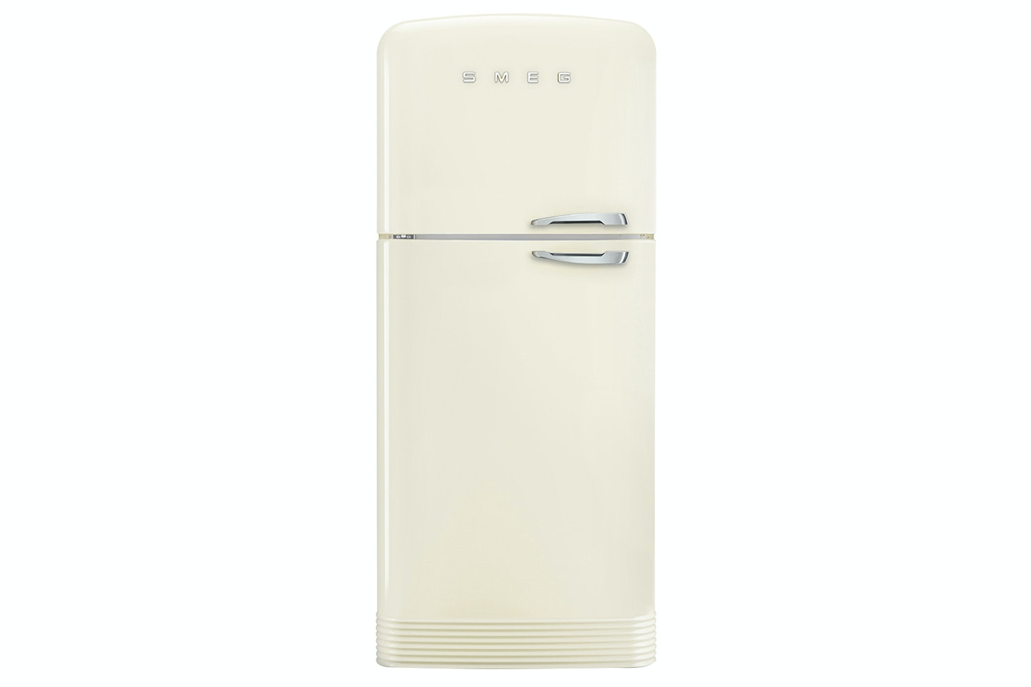 Smeg Retro Style Freestanding Fridge Freezer | FAB50LCR | Cream