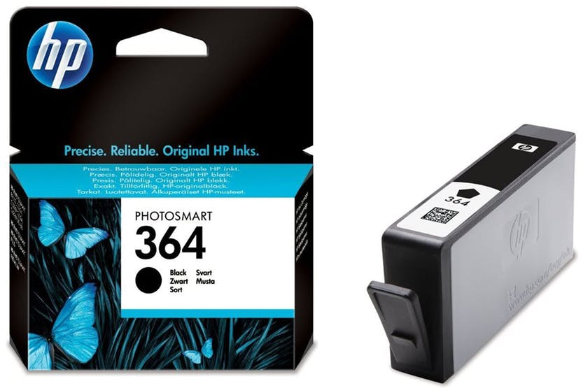 HP  364 Black Photo Ink